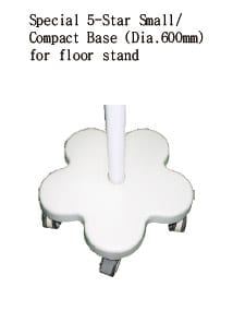Alltion 4000 series supporting system Base for Floor Stand
