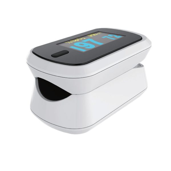 Choicemed Finger Pulse Oximeter with Multi-Colour Screen C310 CHOMD300CN310