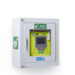 Zoll AED 3 Wall Cabinet Stand